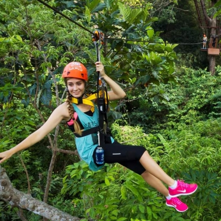 flying hanuman zipline phuket