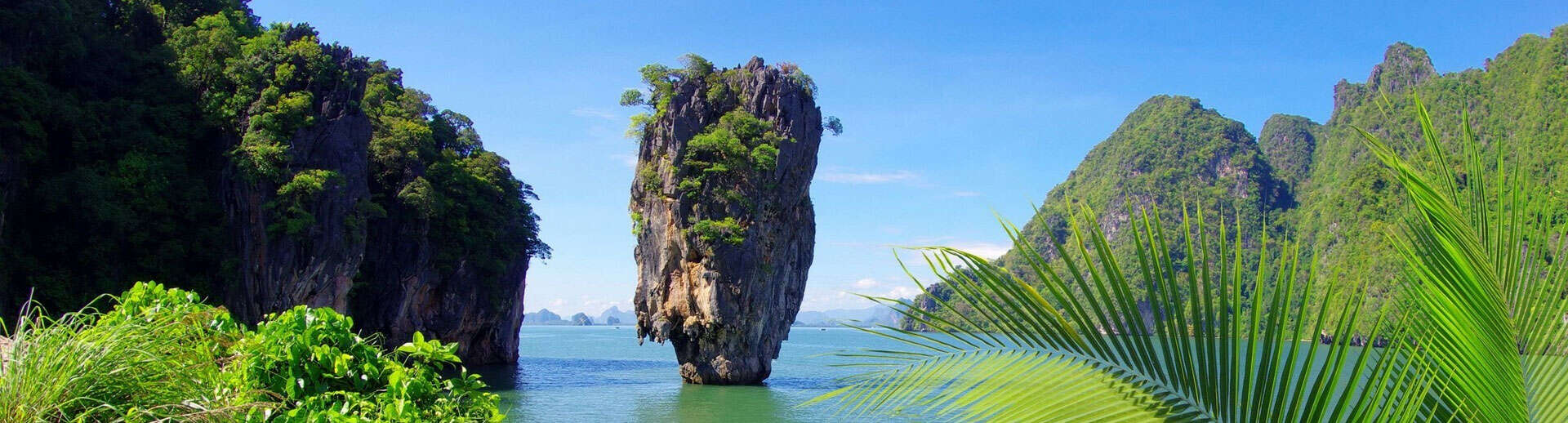 james bond island speedboat from phuket