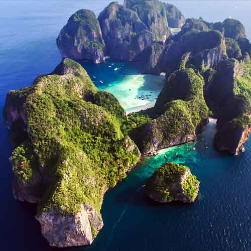 phuket to phi phi speedboat tour