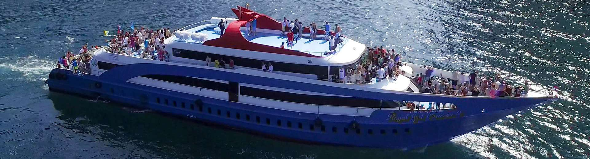 royal jet cruise phuket phi phi