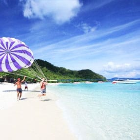 coral island tour from phuket