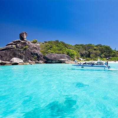 similan island day trip excursion from phuket
